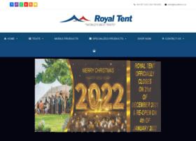 royaltent.co.za