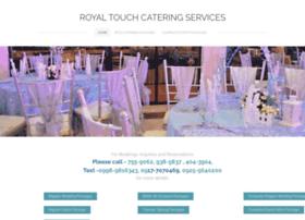 royaltouchcatering.com