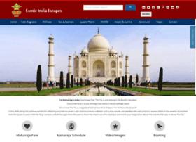 royaltrainsindia.com