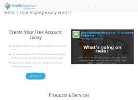 royaltyvaluation.com
