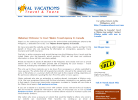 royalvacationstravel.com