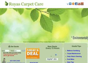 royascarpetcleaning.com