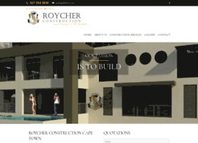 roycher.co.za