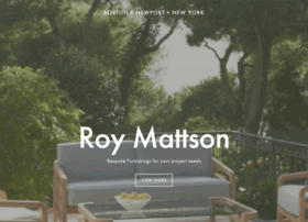 roymattson.com