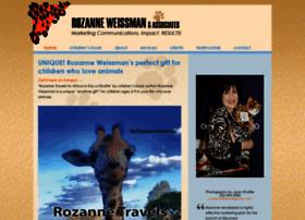 rozanneweissman.com