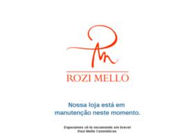 rozimello.com.br