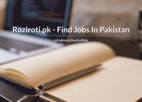 Roziroti.pk