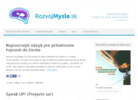 rozvojmysle.sk