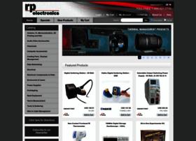 rpelectronics.com