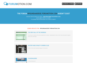 rpgundamsiege.forumotion.com