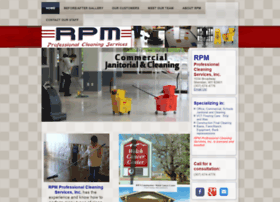 rpmprofessionalcleaning.com