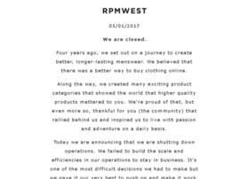 rpmwest.com