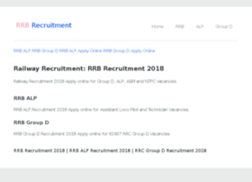 rrb-recruitment.in