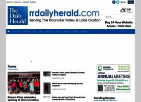 rrdailyherald.com