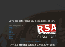 rsadrivingschool.ie