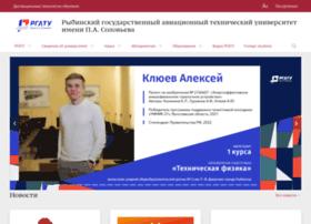 rsatu.ru