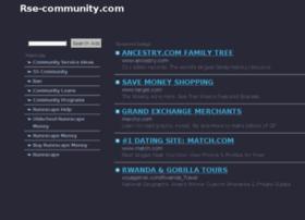rse-community.com