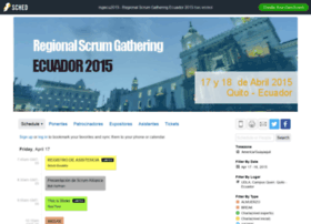 rsgecu2015.sched.org