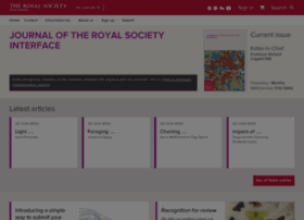 rsif.royalsocietypublishing.org