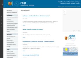 Rsip.lodzkie.pl