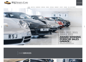 rsjsportscars.co.uk