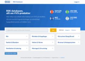 rskdatabasen.se