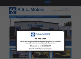 rslmotors.co.uk