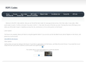 rspscodes.synthasite.com