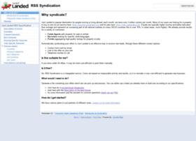 rss.justlanded.com