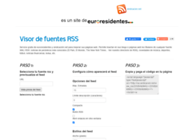 rss.sindicacion.net
