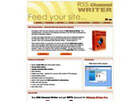 rsschannelwriter.com