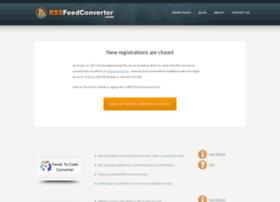 rssfeedconverter.com