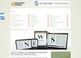 rssfeedforwebsite.com