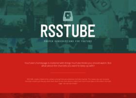 rsstube.net