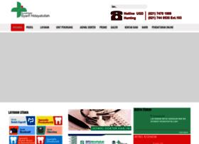 rssyarifhidayatullah.com