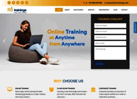 rstrainings.com