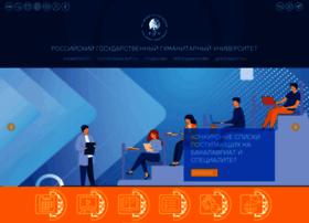 rsuh.ru