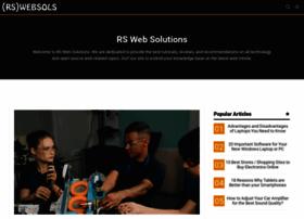 rswebsols.com