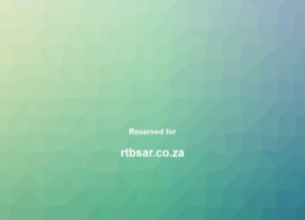 rtbsar.co.za
