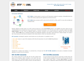 rtf-to-xml.com