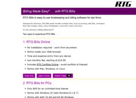 rtgsoftware.com