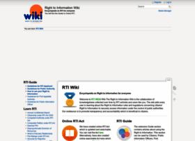rtiindia.org