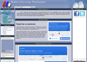 rtvmajdanpek.com