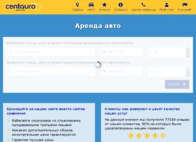 ru.centauro.net