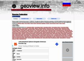 ru.geoview.info