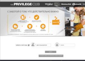 ru.myprivilegeclub.net