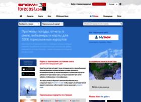 ru.snow-forecast.com