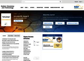 rubberchemtechnol.org