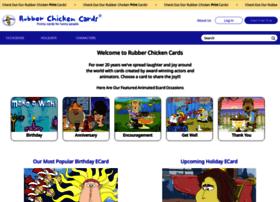 rubberchickencards.com