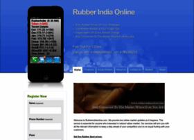 rubberindiaonline.com